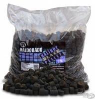 Пеллет Haldorádó прикормочный Halibud 5 кг Черный палтус 12 - 16 мм