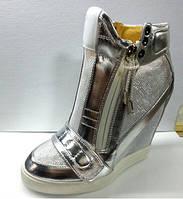 Модные сникерссы Stephanie L.A.M.B.37 размер Заказывайте!