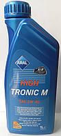 Автомобильное моторное синтетическое масло Aral High Tronic M  5W40 1L