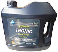 Автомобильное моторное синтетическое масло Aral SuperTronic Long Life III 5W30 5L