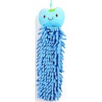 Детское полотенце-игрушка из микрофибры капитошка