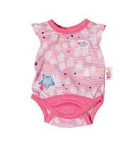 Боди на вешалке для куклы Baby Born Zapf Creation 822074R