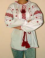 """Женская вышиванка """"Таня"""" вышивка крестиком"""