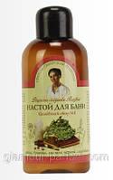 """Настой для бани """"Целебный сбор №1"""" на основе экстрактов душицы, листьев мяты и черной смородины """"Рецепты бабуш"""