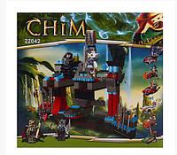 Конструктор Chim 22042 «Сторожевая башня» c чимациклами.
