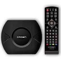 Приставка ТВ-тюнер DVB-T2 Crown CMDV-001
