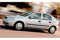 Автомобильные чехлы Opel Astra (classic) 1998-2003 Sedan