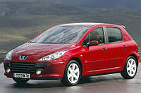 Автомобильные чехлы Peugeot 307, 2001-2008 HB, фото 1
