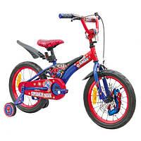 """Детский велосипед Spider man  18"""""""