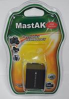 "Аккумулятор к видеокамере тм""MastAK"" Panasonic CGA-DU14H 7,4V 1,4Ah 4,0H Li-ion"