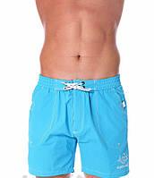 Шорты пляжные мужские Aqaba 134, голубой