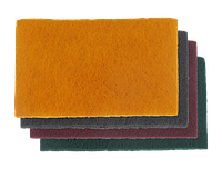 Абразивное волокно APP WS красное (уп.10шт)