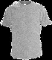 Детская футболка, цвет - серый меланж