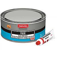 Шпатлёвка Novol FIBER со стекловолокном 1,8 кг