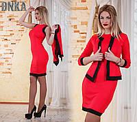 Костюм жакет + платье