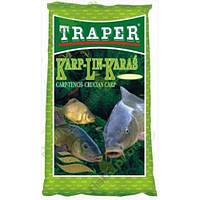 Прикормка Traper Серия Popular Karp-Lin-Karas (Карп-Линь-Карась) 1.0кг.