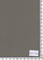 Стрейч-коттон (тонкий,бежево-зеленый в мелкую клетку) 02С-203