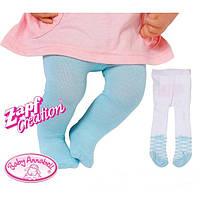Колготки для кукол Baby Annabell 2 пары  Zapf Creation 792261N