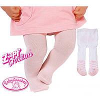 Колготки для кукол Baby Annabell 2 пары Zapf Creation 792261R