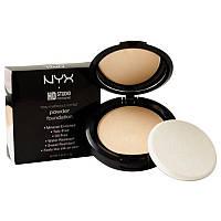 Nyx Stay Matte But Not Flat Foundation Powder Матовая пудра - CARAMEL