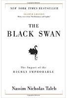 Черный лебедь: Влияние на маловероятно (Incerto)