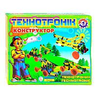 """Гр Конструктор """"Технотроник"""" 0830 (10) """"ИНТЕЛКОМ"""""""