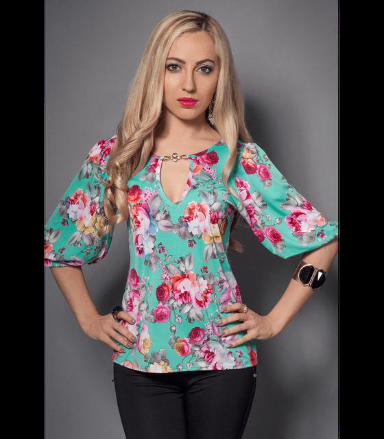 женская блузка распашонка