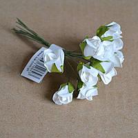 Цветы для декора (12 шт.)