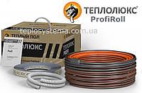 Теплый пол - двухжильный нагревательный кабель Теплолюкс ProfiRoll  480 (2,65 – 3,5 м2) Россия