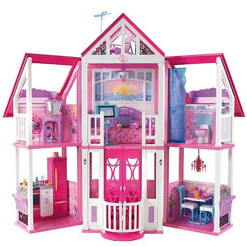 Дом мечты Барби Малибу цена, купить, Киев, дешево