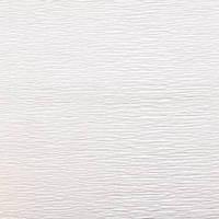 Креп (гофро) бумага 180 гр №600 белый