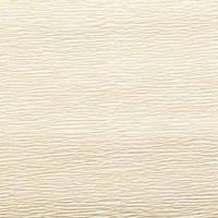 Креп (гофро) бумага 180 гр №577 кремовый