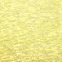 Креп (гофро) бумага 180 гр №574 желтый кармин