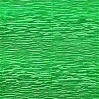 Креп (гофро) бумага 180 гр №563 зеленый