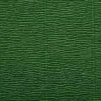 Креп (гофро) бумага 180 гр №591 лиственный зеленый
