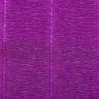 Креп (гофро) бумага 180 гр №593 фиолетовый