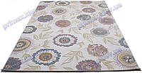 Акриловый рельефный ковер Bonita (Турция) цветик яркий