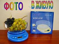 Кухонные Весы с чашей A-PLUS