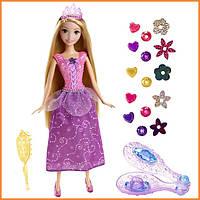 Кукла Принцесса Дисней Рапунцель Сказочные украшения / Rapunzel Disney Mattel