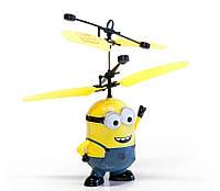 Летающая игрушка Flying Minion (миньон) на пульте радиоуправления