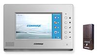 Комплект видеодомофона COMMAX CDV-71AM + DRC-4CPN2