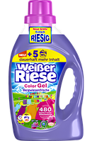 Weißer Riese Color Gel Bergwiesenfrische - Гель для стирки цветного белья, 20 стирок