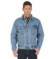 Джинсовая куртка Wrangler Rugged Wear - Vintage Indigo