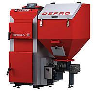 Твердотопливные котлы отопления DEFRO Котел твердотопливный DEFRO Sigma Uni 12 кВт