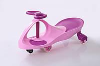 Детская машинка Bibicar (Бибикар) bibicar smart car NEW PINK полиуретановые колеса Розовый