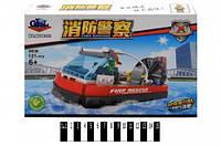 Конструктор Brick  Спасательный катер KY98203