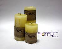 Свеча цилиндрическая арома, диаметр 50 мм, высота 70 мм