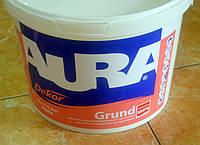 Универсальный грунт с кварцевым наполнителем Dekor Грунт Aura ESKARO 10 л