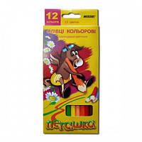 Цветные карандаши Марко (Marco) Пегашка 12 цв