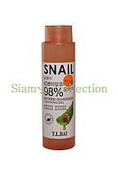 Улиточный тоник-сыворотка с муцином улитки и алоэ Aloe&Snail 98%